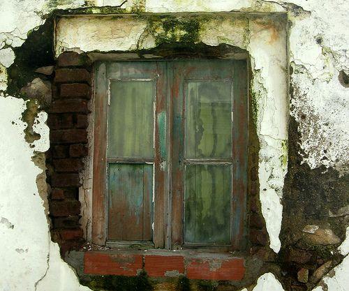 Alcáçovas - janela verde
