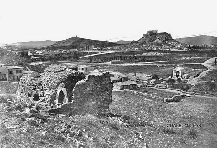 Pagrati, Attica, 1900's
