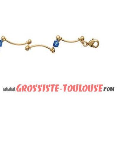 NOUVEAUX BRACELETS PLAQUÉS OR 3µ ! RDV sur : http://www.grossiste-toulouse.com/fr/277-bracelet
