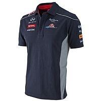 Red Bull Racing Teamline Poloshirt| Fan Fashion - Racing Kleding