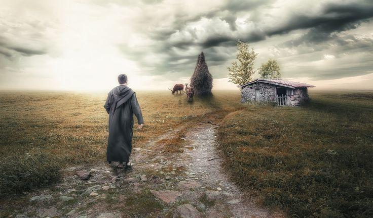 Nuno Araujo © The preacher by Nuno Araujo