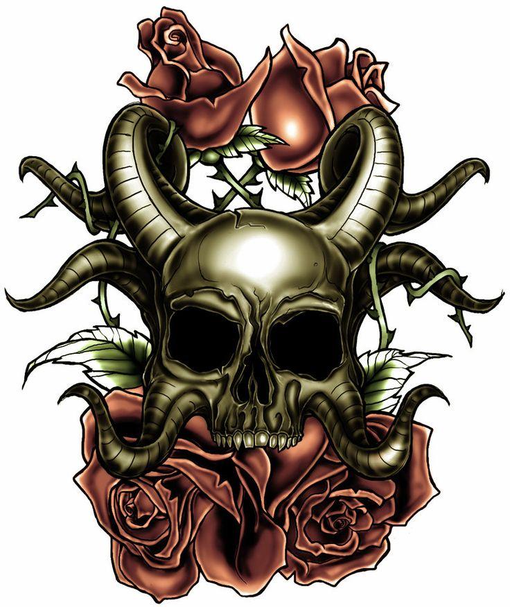283 Best Skulls N Reapers Images On Pinterest