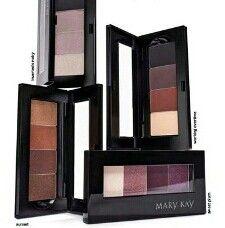 ¡Nueva! Tecnología Chromafusion Matrix de las Sombras Mary Kay.
