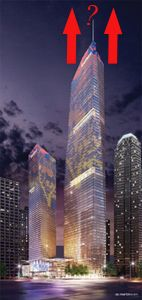 New Wilshire Grand Could Be Tallest Tower West of Chicago