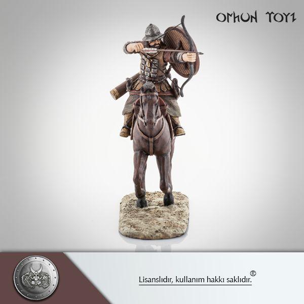 Bizans İmparatorluğu - Türkopol Atlı Okçu // Byzantine Empire - Turcople Archer