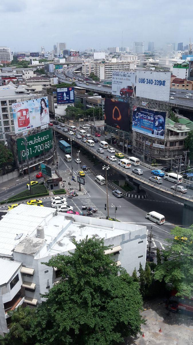 Bangkok, Thailand, 2016, Century Park Hotel