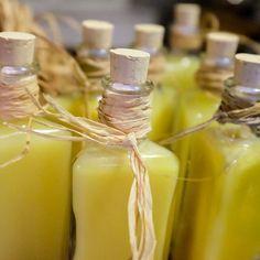 Zázvorový likér (nachlazeni)