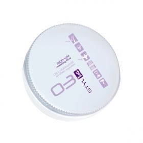 ING Spider Wax - Ινώδες Κερί Μαλλιών 100ml Ινώδες κερί φορμαρίσματος με μέτριο κράτημα για ''ισορροπημένα'' χτενίσματα. Ιδανικό για σπαστά μαλλιά και μαλλιά με μπούκλες καθώς χαρίζει φυσική κίνηση και κράτημα ενώ παράλληλα εξουδετερώνει το φριζάρισμα και τον στατικό ηλεκτρισμό.  Χρήση: Βάζουμε μια ποσότητα στην παλάμη και τρίβουμε δουλεύοντάς το, κατόπιν ανοιγοκλείνουμε τις παλάμες ώστε να δημιουργηθούν ίνες και εφαρμόζουμε στα μήκη των μαλλιών.  Τιμή €6.50