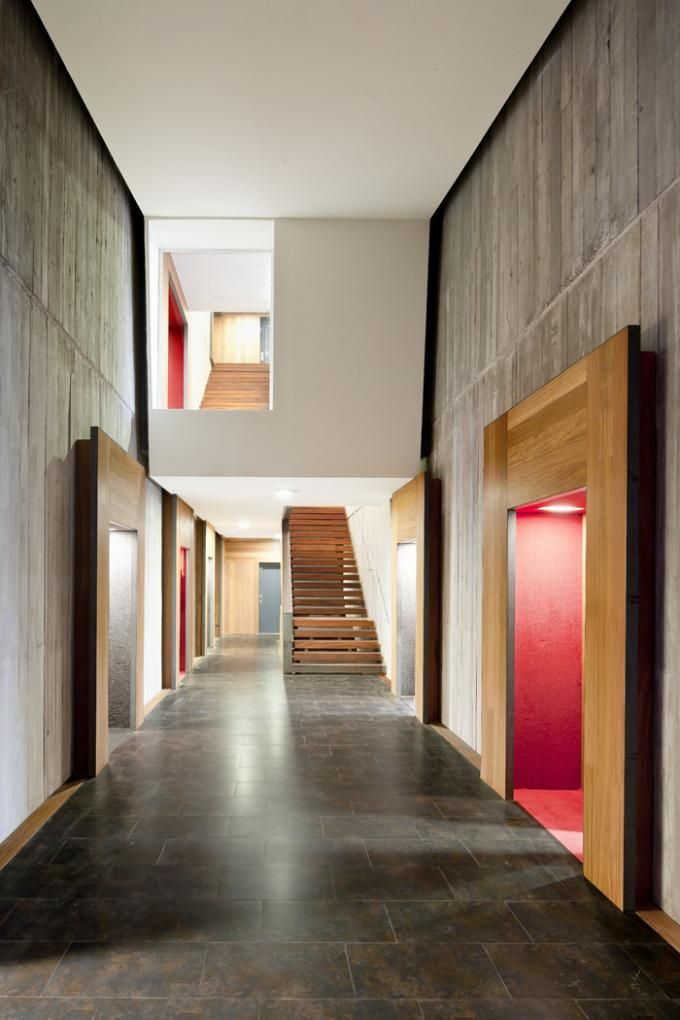 aq4 Arquitectura    OKE Casa de la Cultura de Ortuella (Vizcaya, España)    2011