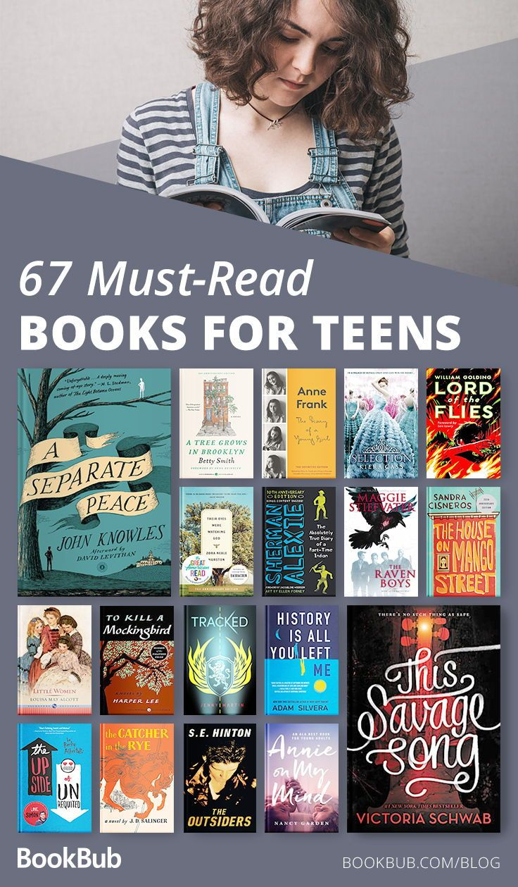 Must Read Books For Teens Books For Teens Books Books To Read