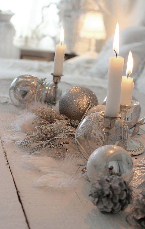 Christmas Candles!