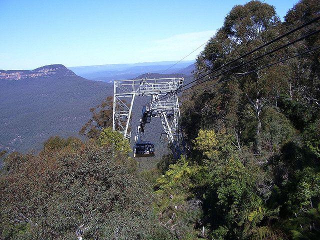 Scenic Railway, Katoomba by Cedar Lodge Cabins, via Flickr