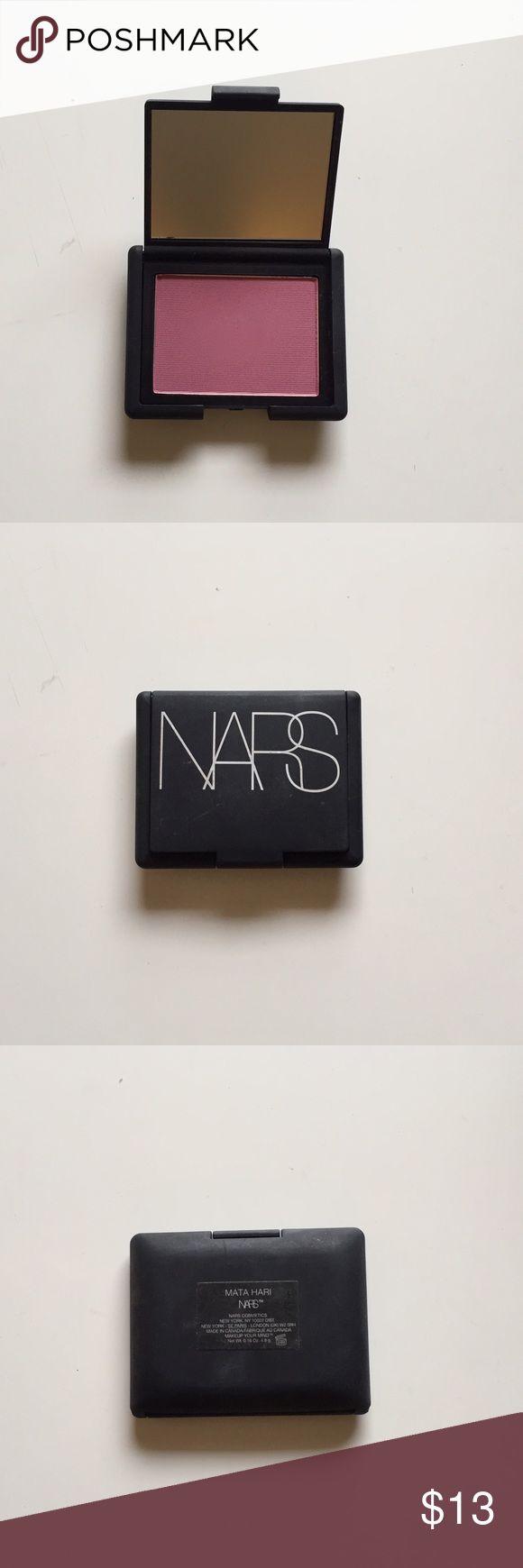 NARS Blush in Mata Hari NRA Blush in Mata Hari, full-sized product. Used three times with clean brush. MAC Cosmetics Makeup Blush