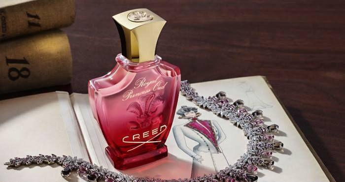 La prima news profumata 2016 ce la regala la Maison Creed: Royal Princess Oud