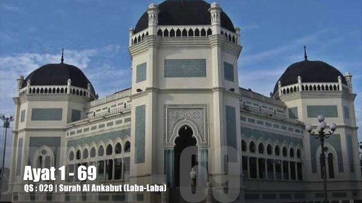 Al Quran Surah Al Ankabut Lengkap Teks Arab, Bacaan dan Terjemahannya