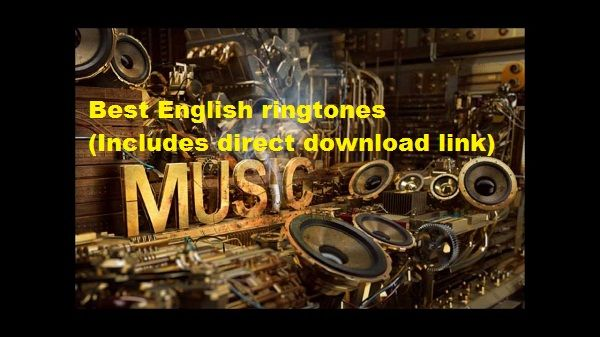 best ringtone english download 2018
