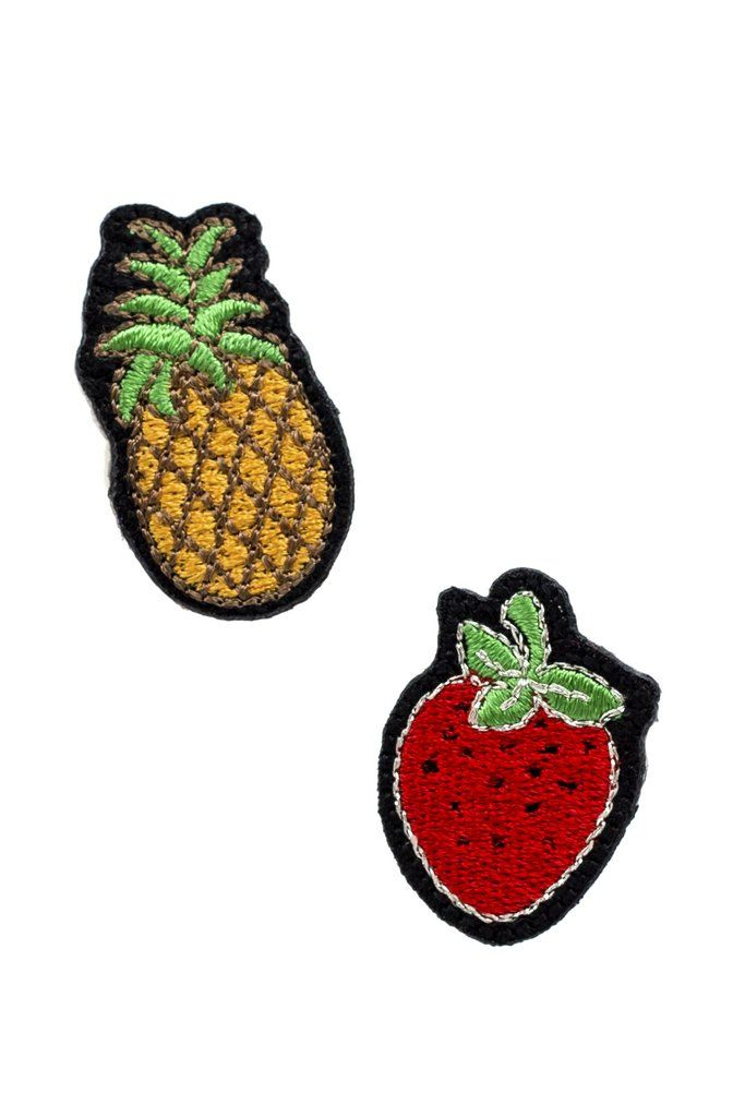 Fruity Patch Pin Set | #mooreaseal