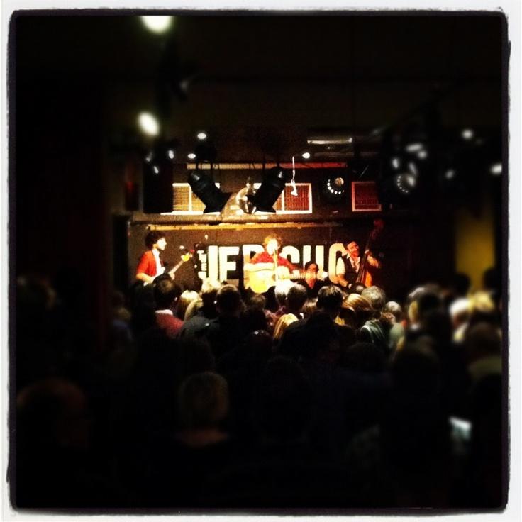 Jack Savoretti playing at the Jericho Tavern, Oxford