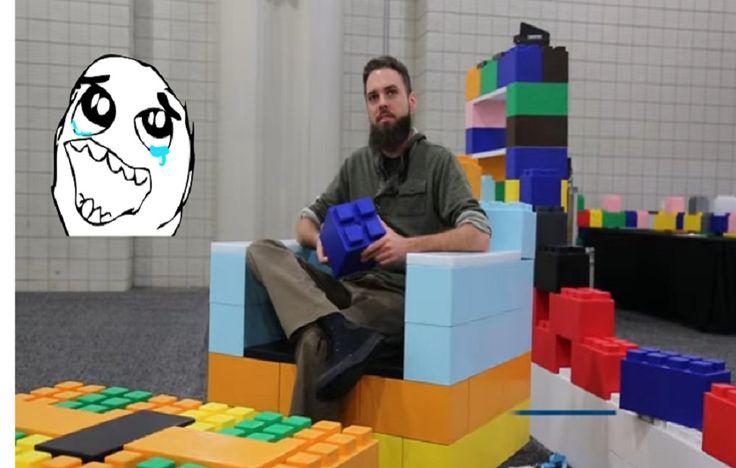 Con estos bloques puedes construir tus muebles como si fueran de LEGO  #Frases #by #Hoy #Zumby #NellaBisuTej