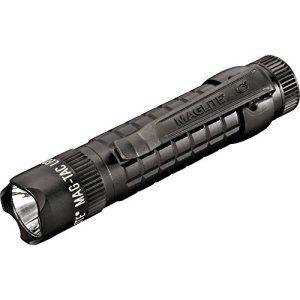 Mag-Lite SG2LRA6 Mag-Tac Lampe Torche LED Métal Noir 13,4 cm