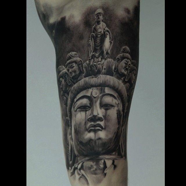 Tattoo by Dmitriy Samohin