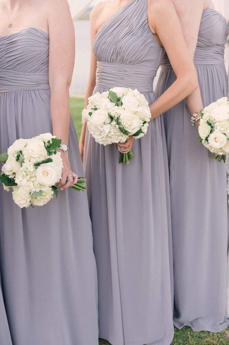 Sassy Chic Bridesmaid Dresses by Donna Morgan - MODwedding