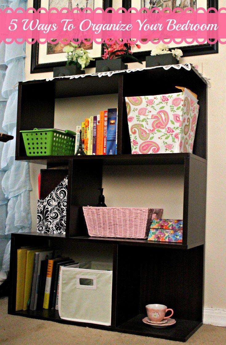 Best 25 teen bedroom organization ideas on pinterest - Cute ways to organize your bedroom ...