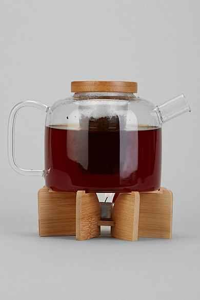 Lotus Tea Pot