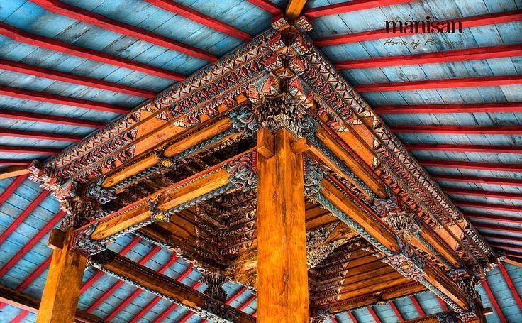 Our gorgeous Tumpang Sari