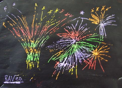 Wow!!! What great Guy Fawkes artwork we've created!! For poetry on Monday we had a poem about fireworks and we made some artwork about it. ...