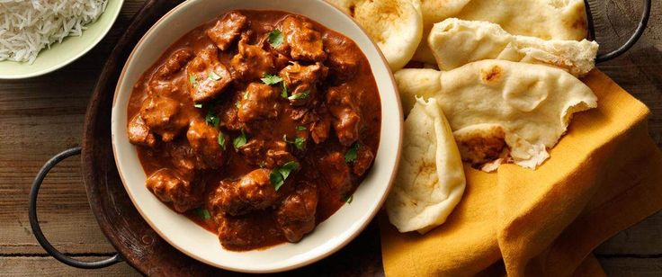 Aromatic scents will fill your house as this classic Indian take-out dish cooks away in the slow cooker.