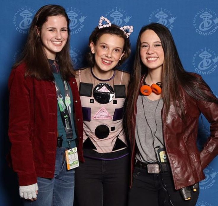 Millie at Seattle comic con! (7)