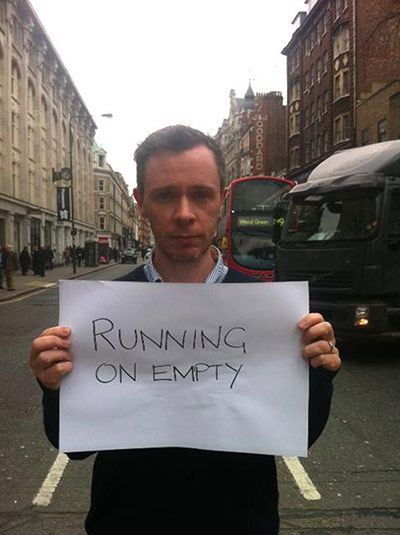 Gillian Wearing Signs: Anthony McGinty Gillian Wearing Sign