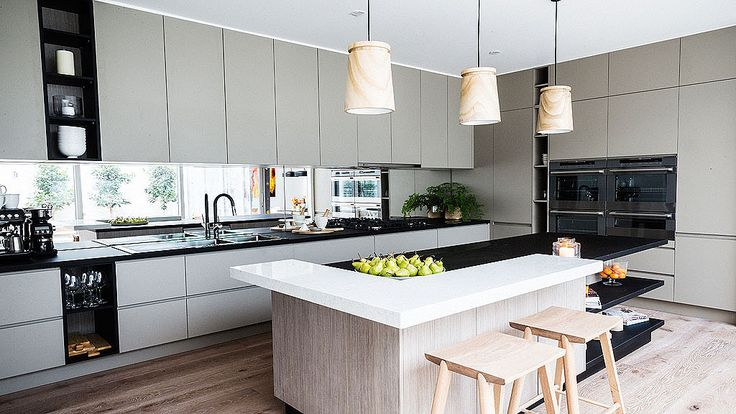 In Pictures: Darren + Dee's 'extremely saleable' kitchen | The Block Glasshouse | 9jumpin