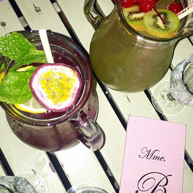 Madame Brussels cocktails
