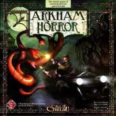 Arkham Horror (angol) társasjáték - Szellemlovas társasjáték webshop