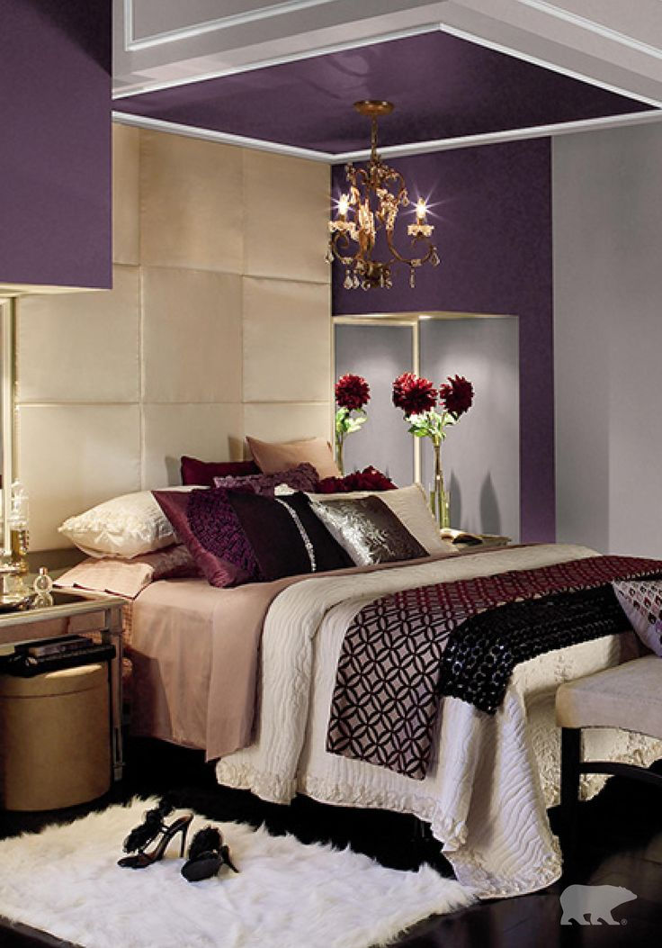 purple paint colors for bedroom 1000 images about purple rooms on paint 19566