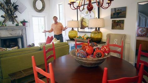 Living Room Reveal | GHC In-Depth With P. Allen Smith