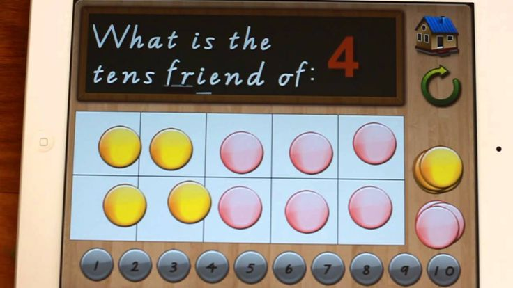 Watch this video to learn how to get the most out of the Friends of Ten App. Learn about how to use this app to reinforce impt. early math skills including subitising, counting on, more or less and so much more...