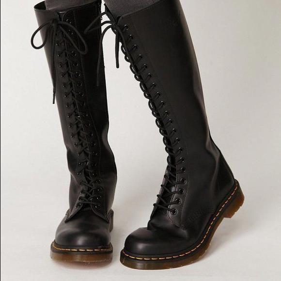 Dr. Martens Shoes | Knee High Dr Marten