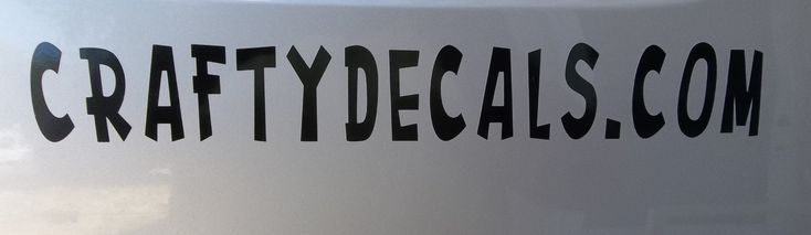 """10 % OFF 355 # Vinyl Decal 24 """" Your Text Web Site Lettering Name…"""