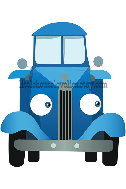 Instantly download a poster-sized printable Little Blue Truck for your Little Blue Truck birthday party decorations! You can get creative with this prop with your Little Blue Truck birthday ideas. Size is 20x30 inches and can be printed at your local office supply store or super center for as little as $12. In the photographs for this listing the poster was mounted on foam board with a yard stake. This truck graphic can also be used for the rest of your Little Blue Truck Party supplies…
