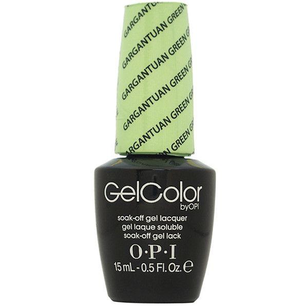 Mejores 12 imágenes de OPI Gel Colour en Pinterest | Color, Fiesta y ...