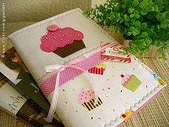 Altered notebook.  Notebook. Cuaderno decorado. Libro alterado. Book.