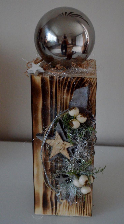 (7) Holzfüchse