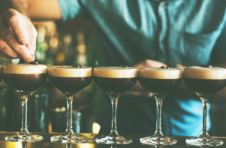 We're calling it: The espresso martini is the perfect party-starter cocktail. Combining a caffeine hit with a smooth finish, the espresso martini will take you from exhausted after a big day at the office to dance floor-ready in just a few sweet sips. So here's cheers to Melbourne's finest espresso martinis, just in time to celebrate World Coffee Day.