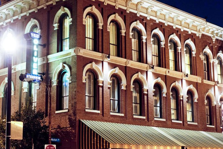 Fall Weekend Getaway: The Oliver Hotel in Knoxville, TN