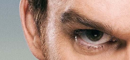 First Look: Dexter's Season 7 Poster Mystery — Who (or What) Is DexEyeing?!