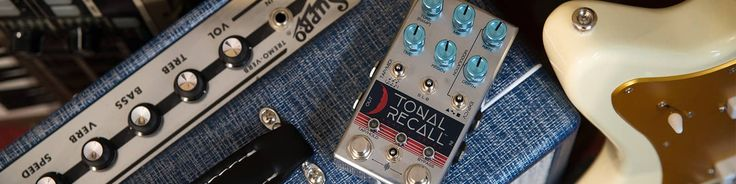 Sign up and win the Tonal Recall Australian Giveaway  on Reverb.com!