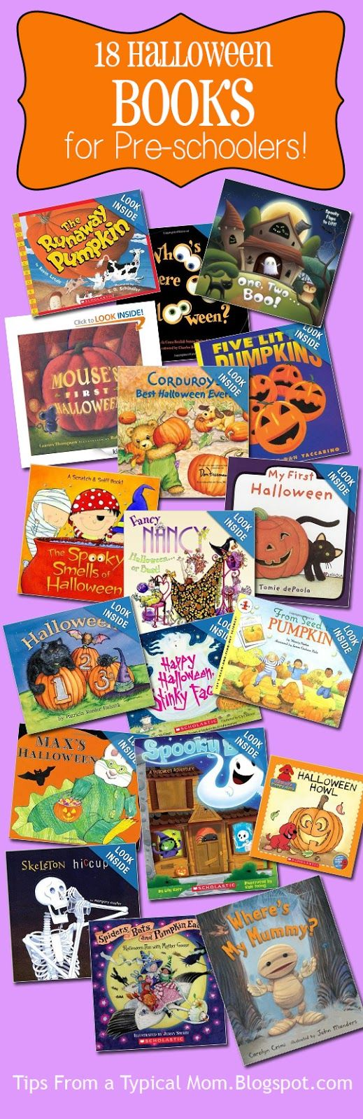 Read from Preschool sale    a  amp  Must Typical Mom  Tips patch Halloween October max air for one Books